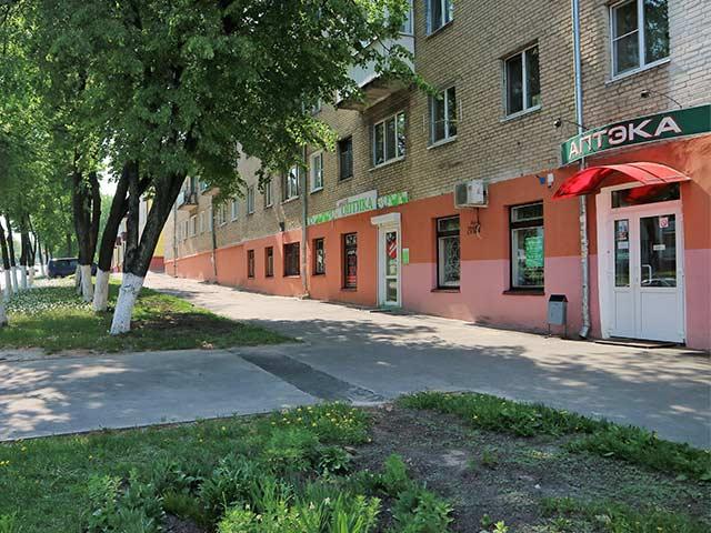 Магазин оптики в Мозыре на Пролетарской