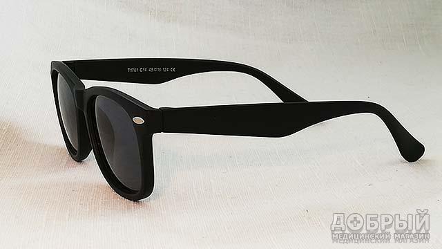 детские очки от солнца полароид