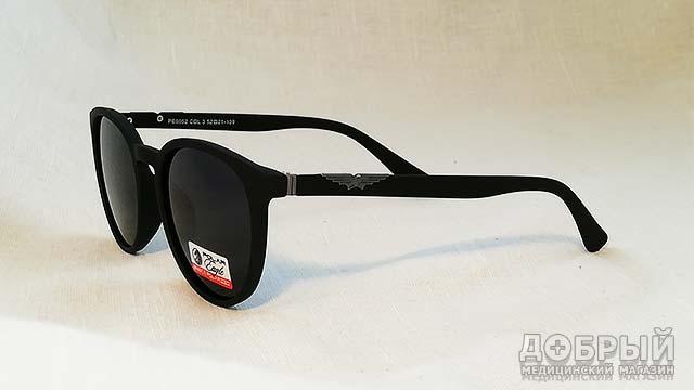 круглые очки солнечные полар игл