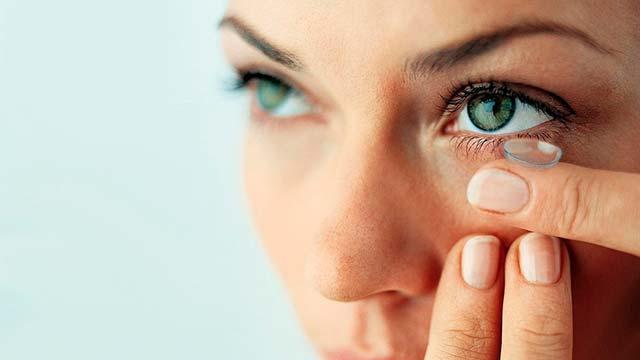 Купить контактные линзы в Минске и Гомеле
