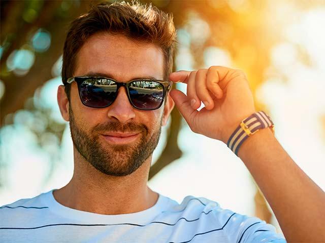 Купить мужские солнцезащитные очки