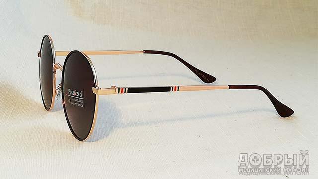 очки от солнца женские круглые