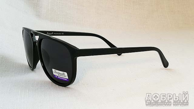 очки сантарели авиатор в пластиковой оправе