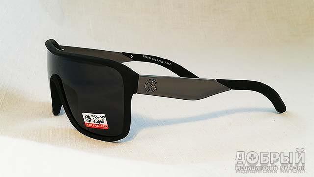 солнцезащитные мужские очки для спорта