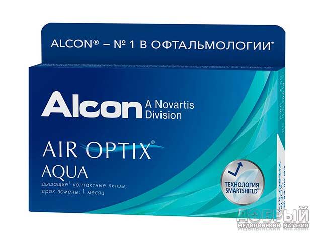 Купить контактные линзы Alcon в Гомеле