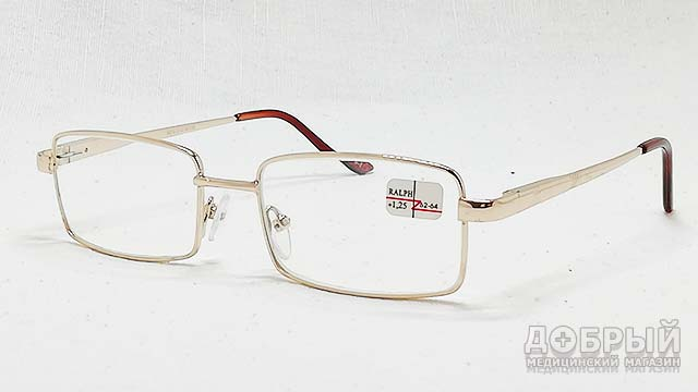 Мужские очки для чтения стеклянные