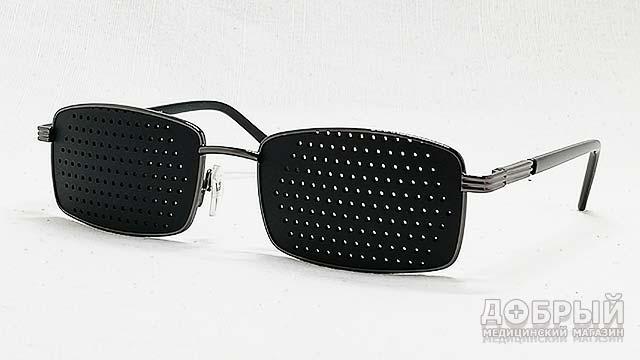 Очки-тренажёры для лечения глаз