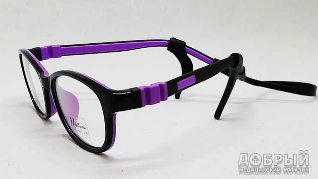 Силиконовые очки детские для зрения