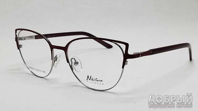 Женские очки-лисички тренд 2020