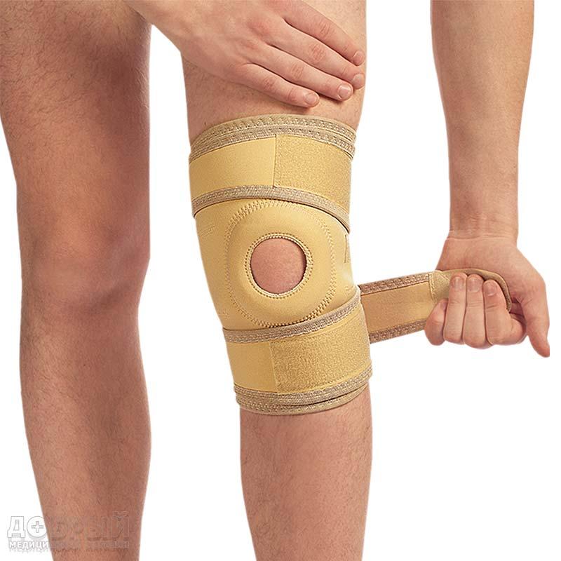 Бандаж коленный при травмах