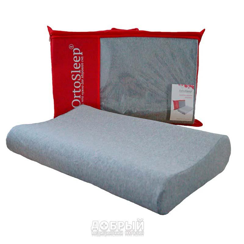 Анатомическая подушка Ортослип купить в Минске