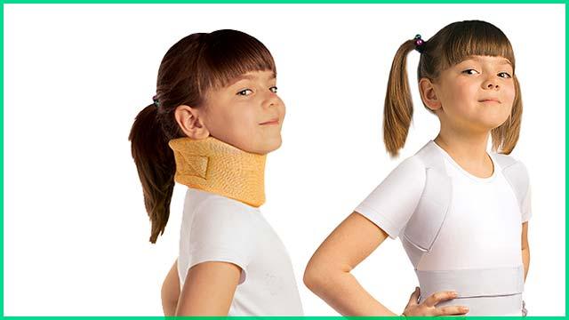 Бандажи для шеи и позвоночника