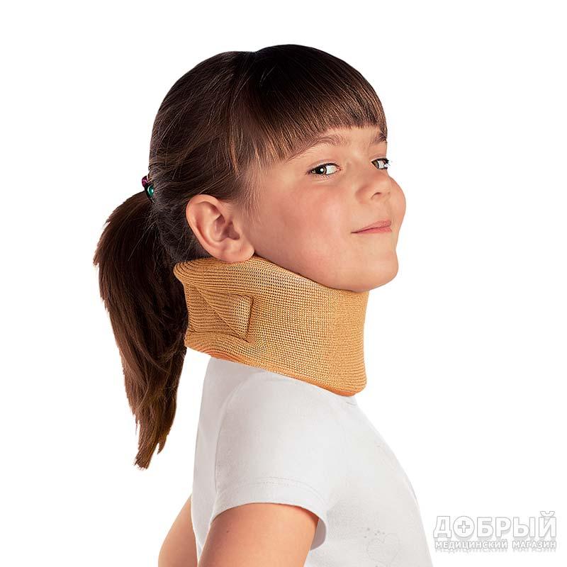 Детский бандаж для шеи шина Шанца