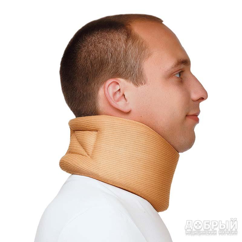 Шейный бандаж при остеохондрозе